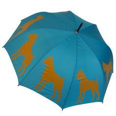boxer umbrella design