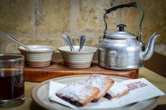 Nenu the Artisan Baker, Valletta Picture: Traditional Anisette Coffee & Date…