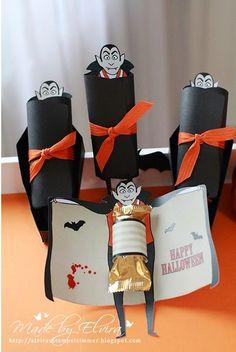 Halloween - kleine Geschenke