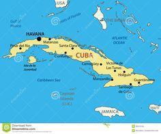 Afbeeldingsresultaat voor cuba kaart