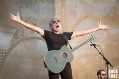 Roger Waters at BST Hyde Park in London, UK, on 6 July 2018. (Imelda Michalczyk)