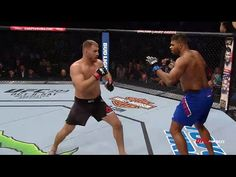 UFC (Ultimate Fighting Championship): UFC 203: Fight Motion