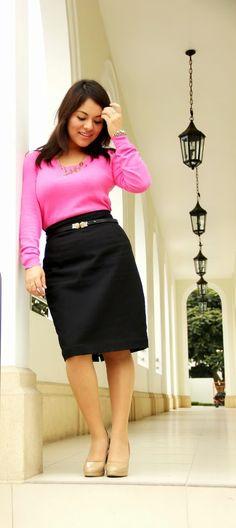 Pinkadicta: El sweatshirt rosado