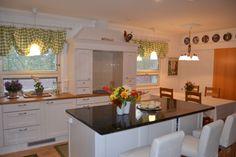 Keittiöremontti valmis 2013 - Kitchen renovation finished 2013