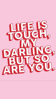 You so, so tough... BE YOU!  .  #youaresotough #staystrong #staytough #sparklesnsprouts #quote #quoteoftheday #quotelife #quotefun