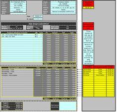 Registru Service V.1 Periodic Table, Periodic Table Chart