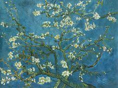 Van Gogh - Almond Blossom - Fototapeten & Tapeten - Photowall
