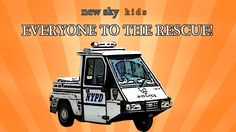 Kids Truck Videos - Ambulances, Police Cars, and Fire Trucks to the Rescue
