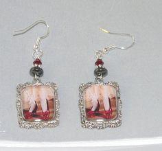 ruby slipper earrings!!!
