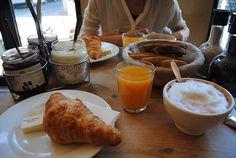 Petit déjeuner au Pain Quotidien de #Lille