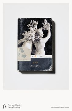 The Happy Reading campaign by Penguin Classics gives centre stage to good old favourites that are ripped, worn, scribbled-on - and much-loved. Book Tv, Book Club Books, Books To Read, My Books, Classic Literature, Classic Books, Ovid Metamorphoses, Penguin Classics, Communication Art