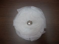 Ivory wedding flower