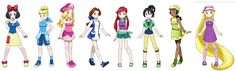 hipster disney characters | not hipster BUT WHO CARES DISNEY PRINCESS POKEMON TRAINERS YOUR ...