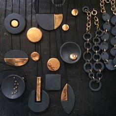 Handcrafted Porcelain Jewelry