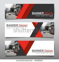 clean modern geometric abstract background layout for website design. in rectangle Web Banner Design, Web Design, Magazine Ideas, Website Header Design, Graphic Design Brochure, Brochure Inspiration, Best Banner, Business Brochure, Online Business