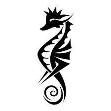 caballitos de mar tattoo