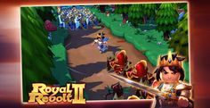 Royal Revolt 2 Hack you can hack Unlimited Gold, Gems and Food. Royal Revolt 2 Hack software can be run only on Mac Android and PC systems