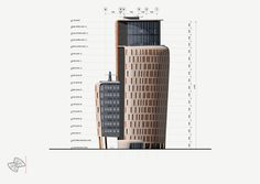 ramzi towers by SPARK architects rise above lagos