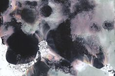 Gerhard Richter / November Series 10.-nov.-08-(reverse)