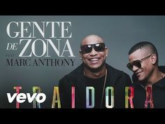 Gente de Zona - Traidora (feat. Marc Anthony)[Cover Audio] ft. Marc Anthony - YouTube