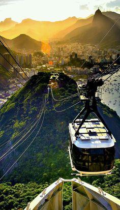 Imagem de rio de janeiro, brazil, and mountains