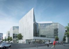 Zalando Headquarters
