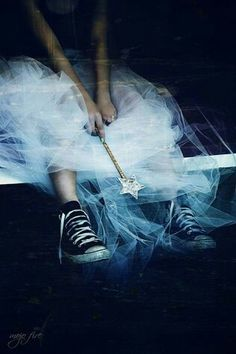 I want to be fairy :c