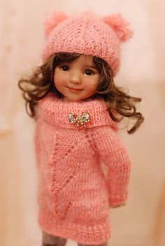"""OUTFIT for Dianna EFFNER LITTLE DARLING 13"""" 