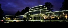 Conservatory Volunteer Park | Seattle WA