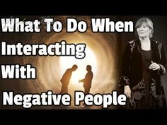 Abraham Hicks 2018 What To Do When Interacting With Negative People - YouTube