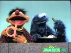Sesame Street   Letter D (sound and words that begin with D)
