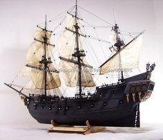 pirate ship model kits-Black Pearl(Pirate of Caribbean)