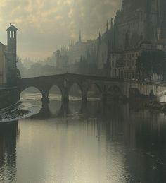 Roads, Paths and Mostly Bridges   Dusky's Wonders