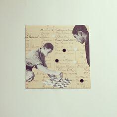 """De la serie: """"iniciación a la vida social"""". La Propiedad Privada. By Hermanas Tijerita."""