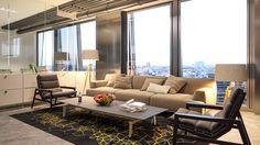 Skyline Hamburg : Innovative Architecture - Grids And Layers