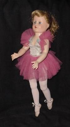 "Ballerina Dolls on Vintage Dolls ""Nancy Ann""...I still have this doll from the 1950s."