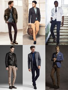 """""""THEY"""" said it's """"Men's Fashion Basics"""". Agree or Not?"""
