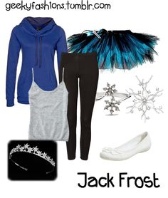 Jack Frost - Rise of the Guardians Fashion