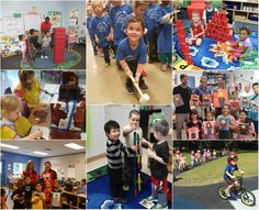 Check out all the fun we had at Creative World in April!