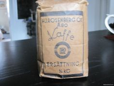 A Coffee Substitute in Wartime