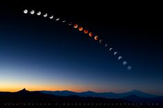 In relation to having my image Color Wash honored in the 2012 Nature's Best Awards I thought I would also include this photograph in my 500px gallery which won in 2008. It is a composite image representing the progression of the earth's shadow across the moon during the total lunar eclipse of August 28, 2007. I spent six hours photographing the entire event on a perfectly clear and cloudless night. A complete explanation of how I created this image can be found on the PhotoCascadia blog at