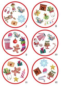 Preschool Christmas, Christmas Games, Christmas Activities, Christmas Printables, Christmas Holidays, Paper Crafts For Kids, Diy For Kids, Advent Calendar Gifts, Montessori Activities