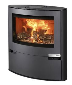 Aduro 15 Black Wood Burning Stove