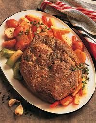 Bison Chuck Roast Recipe