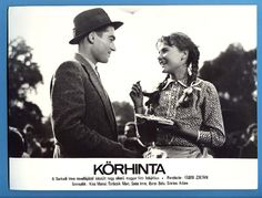 Körhinta (1956) - cult movie from the Cannes Film Festival. Directed by Zoltán Fábri & writed by Imre Sarkadi. Starring the young Mari Törőcsik, Imre Soós & Ádám Szirtes. Beautiful, touchful, amazing love story... brilliant movie, I think the best hungarian movie what I ever seen... <3 I can speak about it just in superlatives, so it's 10/10. 3 I, Cult Movies, Cannes Film Festival, Good Movies, Love Story, Fun Facts, Good Things, Magic, Amazing