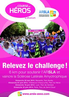 Course des Héros Lyon 2014. Le dimanche 15 juin 2014 à Lyon.