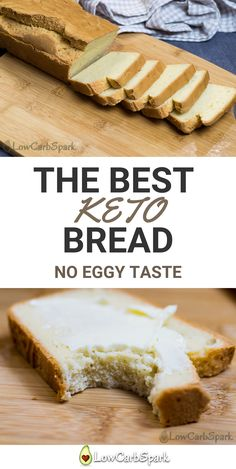 I know that finding the best keto bread recipe is not easy. If you are looking for a keto bread substitute that is low in carbs and will help you enjoy your sandwiches, you are in the right place. This low carb bread is excellent toasted with butter Desserts Keto, Keto Snacks, Healthy Snacks, Bread Replacement, Comida Keto, Best Keto Bread, Keto Almond Bread, Bread Diet, Coconut Flour Bread