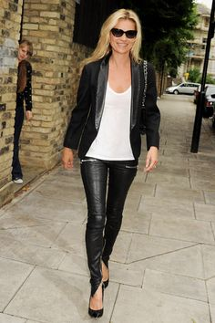 Kate Moss - I have this outfit, yes!