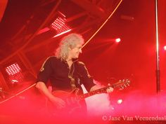 Queen + Adam Lambert in Amsterdam   30 Jan 2015   Fabulous photography by the very talented Jane Van Veenendaal  (Brian May)