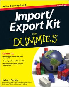Import / Export Kit For Dummies 2nd Edition Pdf Download e-Book